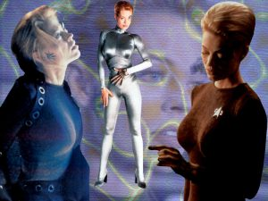 Seven of Nine wallpapers