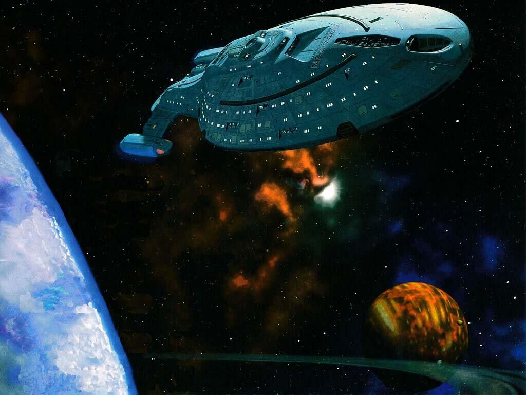 Star trek voyager spacecraft - Star Trek Voyager Spacecraft 26