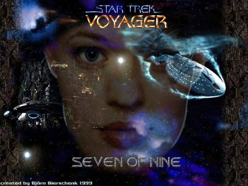 Seven of Nine - Startrek-voyager.eu