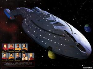 Voyager - Bemanning 16