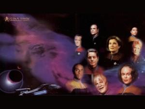 Voyager - Bemanning 17