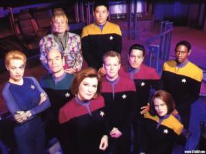 Voyager - Bemanning 2