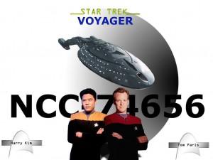 Voyager - Bemanning 22