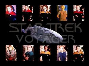 Voyager - Bemanning 26