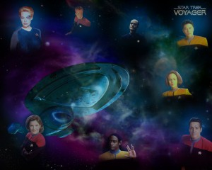 Voyager - Bemanning 28