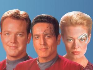 Voyager - Bemanning 31