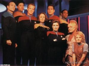 Voyager - Bemanning 32