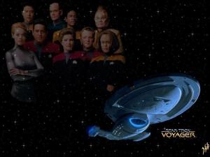 Voyager - Bemanning 7