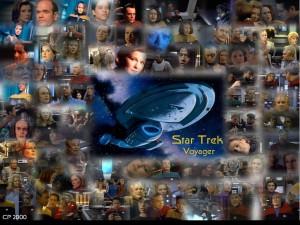 Voyager - Bemanning 8
