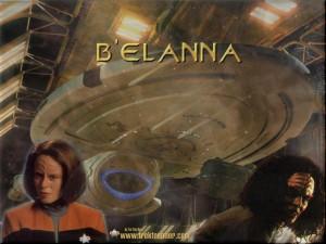 Voyager - Bemanning = B'elanna Torres 1