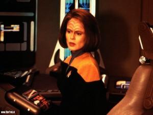 Voyager - Bemanning = B'elanna Torres 2