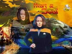 Voyager - Bemanning = B'elanna Torres 4