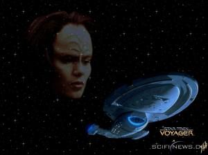 Voyager - Bemanning = B'elanna Torres 8
