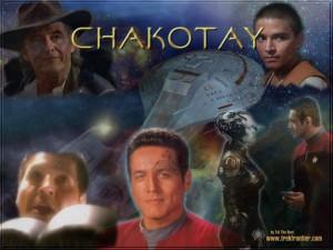 Voyager - Bemanning = Chakotay 1