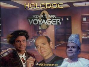 Voyager - Bemanning = Dokter 1