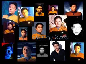 Voyager - Bemanning = Harry Kim 1