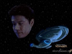Voyager - Bemanning = Harry Kim 2