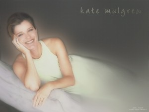 Voyager - Bemanning = Kate Mulgrew