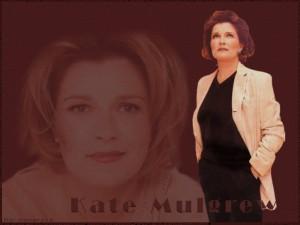 Voyager - Bemanning = Kate Mulgrew 1