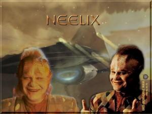 Voyager - Bemanning = Neelix