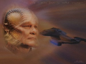 Voyager - Bemanning = Neelix 2