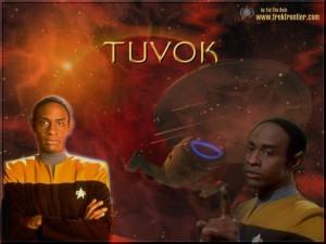 Voyager - Bemanning = Tuvok 1