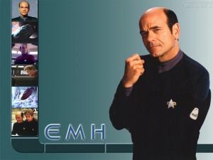 Voyager - Bemanning = dokter 4