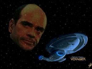 Voyager - Bemanning = dokter 5