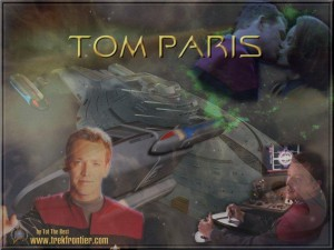 Voyager - Bemanning Tom Paris 1